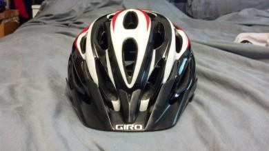 Helmet - front view